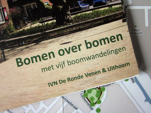 IVN DRVU - Publicaties. Bomen over Bomen