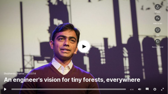 An engineer's vision for tiny forests, everywhere