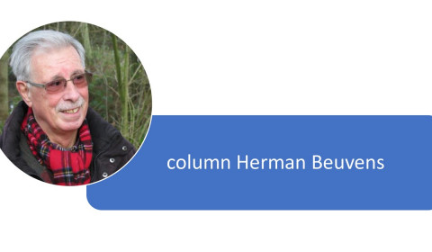 column Herman Beuvens