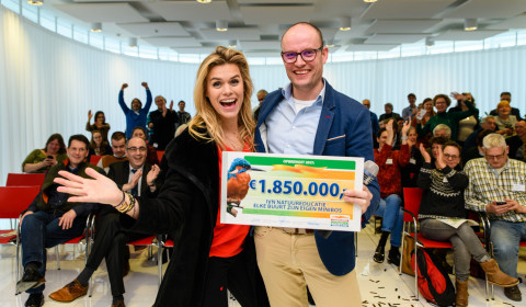 TF NPL cheque Tiny Forest - credit Roy Beusker Fotografie.